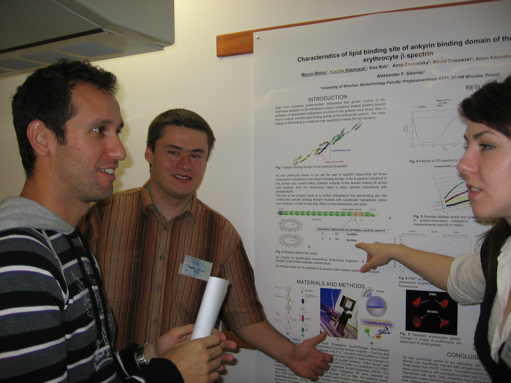 Stem cell meeting 2005